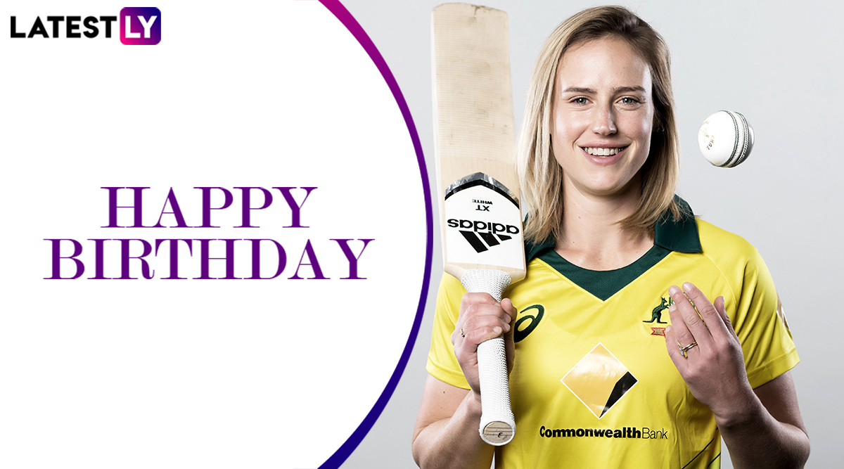 Happy Birthday Ellyse Perry: Here's a Look at Five of the Best Performances by the Star Australian All-Rounder