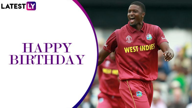 Happy Birthday Jason Holder: A Look at Five Best Performances by West Indies Skipper
