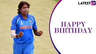 Happy Birthday Jhulan Goswami: A Look at Five Astonishing Spells by 'Chakdaha Express'