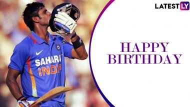 Happy Birthday Manoj Tiwary: A Look at 5 Terrific Knocks by the Bengal Batsman As He Turns 34