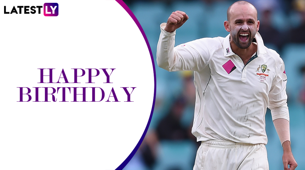 Happy Birthday Nathan Lyon: Five Splendid Spells by Australia's Most Successful Off-Spinner
