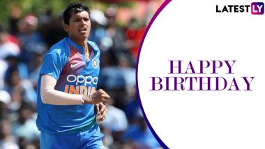 Happy Birthday Navdeep Saini: A Look at Four Brilliant Spells by India's Rising Pace Sensation