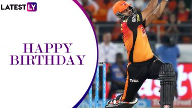 Happy Birthday Yusuf Pathan: 4 Splendid Knocks by the Explosive Batsman in Indian Premier League