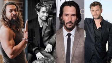 International Men's Day 2019: Chris Hemsworth, Robert Pattinson, Keanu Reeves - Meet Hollywood's Most Handsome Men