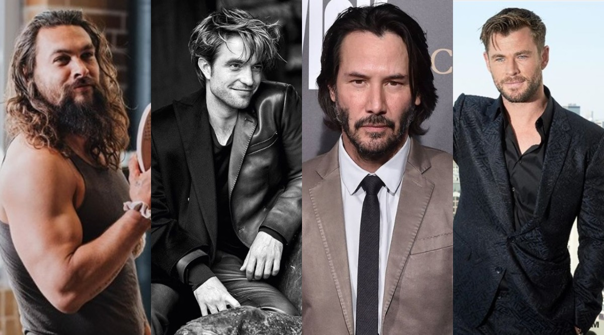 International Men's Day 2019: Chris Hemsworth, Robert Pattinson, Keanu Reeves - Meet Hollywood's Most Handsome Men