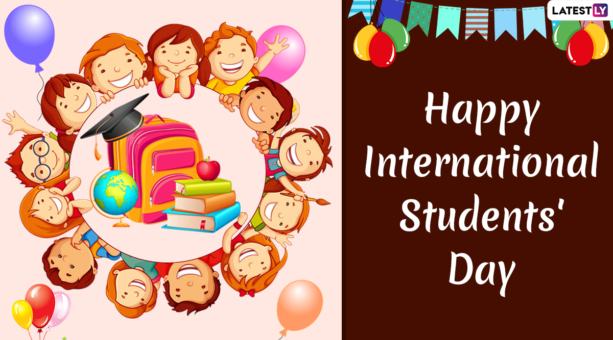 International Students' Day 2019 Wishes: WhatsApp Stickers, SMS, Quotes, Images And Greetings To Share On November 17