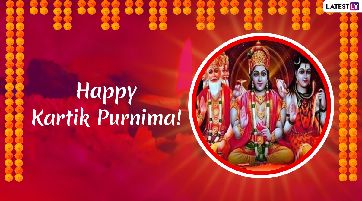 Kartik Purnima 2019 Wishes: WhatsApp Messages, Images, Quotes and SMS to Send Happy Tripuri Purnima Greetings on Dev Deepawali