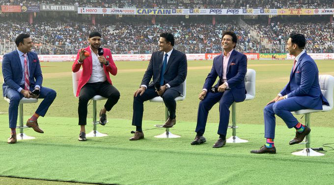 India vs Bangladesh Day-Night Test 2019: Some of My Favourite Cricket Memories Have Come at Eden Gardens, Says Harbhajan Singh
