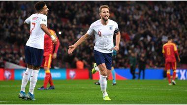Harry Kane Scores Hat-Trick As England Destroy Montenegro 7–0 to Seal Euro 2020 Berth