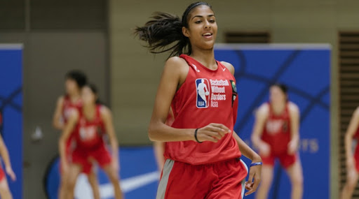 Harsimran Kaur Becomes First Female Basketball Player Outside Australia to Be Invited to NBA Global Academy