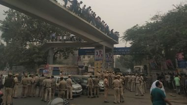 Tis Hazari Court Violence: Security Tightened as Lawyers Strike Work