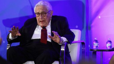 US-China Trade War Could Spark Real War, Says Former State Secretary Henry Kissinger
