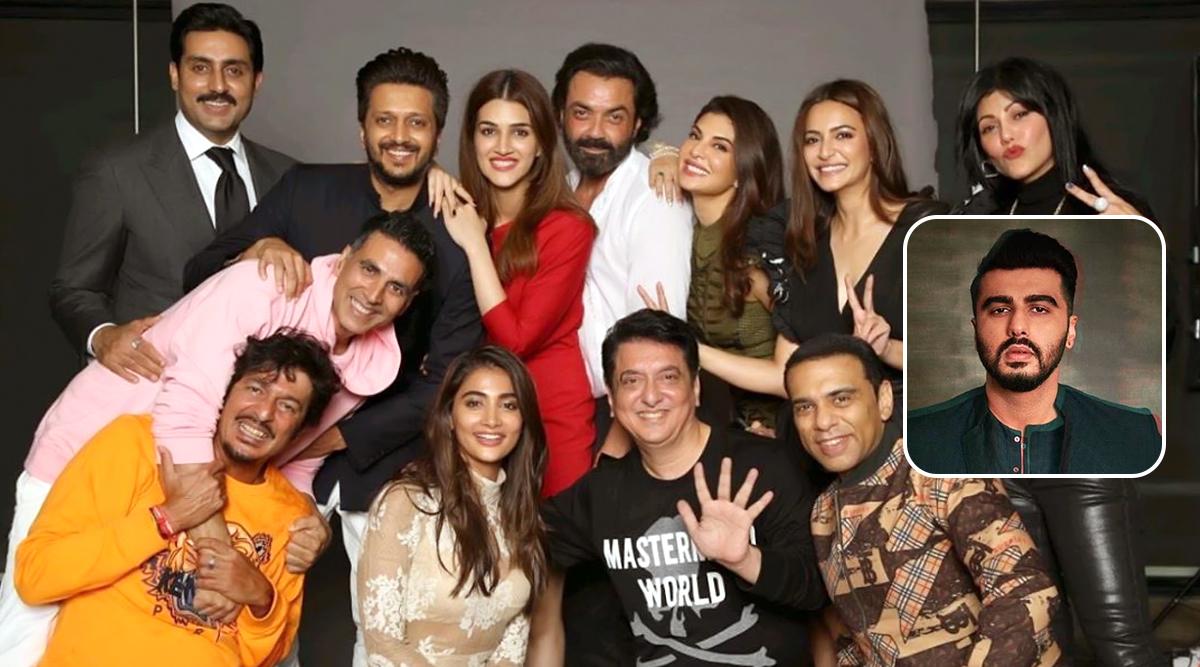 Housefull 5: Arjun Kapoor Confirms Fifth Installment of Akshay Kumar Starrer in Latest Tweet
