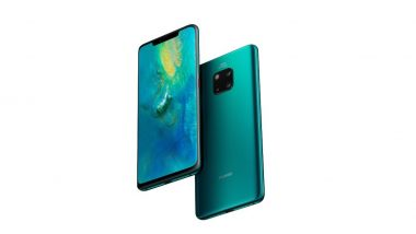 Huawei Mate 20 Pro Now Receiving EMUI 10 Update in Europe: Report