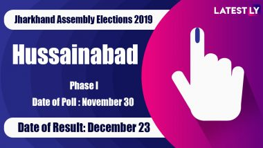 Hussainabad Vidhan Sabha Constituency in Jharkhand: Sitting MLA, Candidates For Assembly Elections 2019, Results And Winners