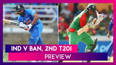 India vs Bangladesh 2nd T20I At Rajkot, Preview: Rohit Sharma's Men Eye Comeback