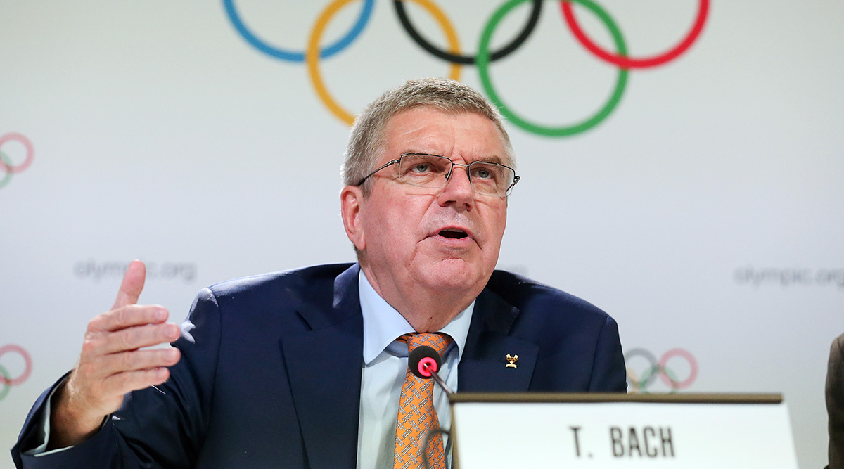 IOC President Thomas Bach Announces Action Plan to Tackle Doping