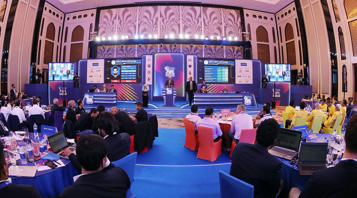IPL 2020 Auction: 971 Players Register for Season 13 of Indian Premier League