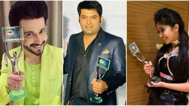 ITA Awards 2019 Winners List: Kundali Bhagya, Shivangi Joshi, Dheeraj Dhoopar, Kapil Sharma Win Big At The Indian Television Academy Awards In Indore