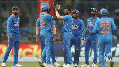 India Full Squad for West Indies T20I, ODI Series 2019: Virat Kohli Returns As Regular Captain, Kuldeep Yadav-Yuzi Chahal Pair Back in ODI Fold