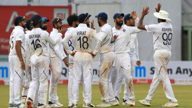 India Demolish Bangladesh by an Innings and 130 Runs in 1st Test, Twitterati Goes All Praises for Virat Kohli's Men