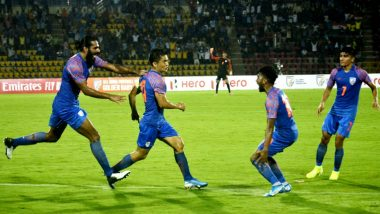 Afghanistan vs India, Live Streaming of FIFA World Cup Qualifiers 2022 Asia Group Online on Hotstar: How to Get IND vs AFG Live Telecast on TV & Free Football Score Updates in India?