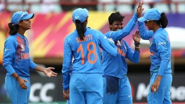 Spinners Shine As India Women Complete T20I Series Clean Sweep Over West Indies