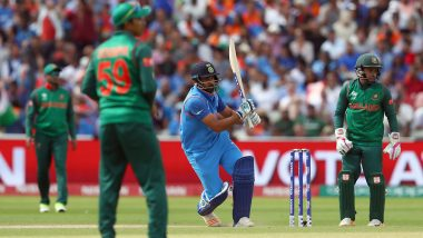 India vs Bangladesh 2nd T20I 2019, Rain Forecast & Weather Report From Rajkot Amid Fears of Cyclone Maha: Check Pitch Report of Saurashtra Cricket Association Stadium