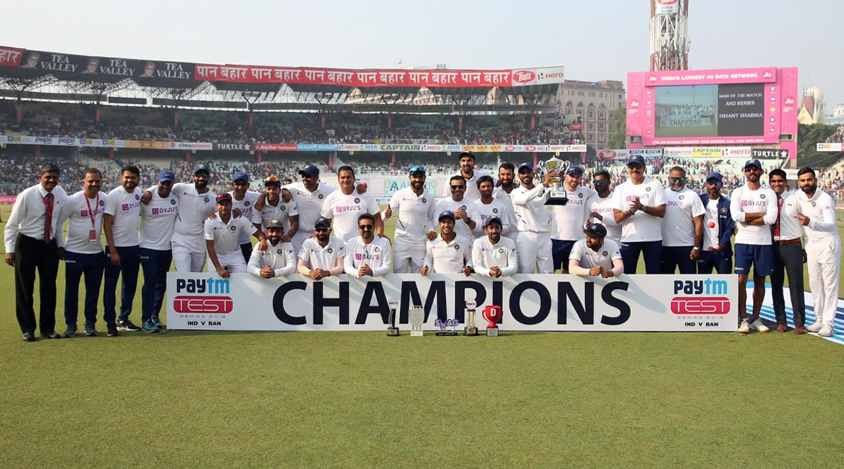 IND vs BAN Day-Night Test: CAB to Refund Money for Day 4 and 5 Tickets of First-Ever Pink Ball Test Match in India