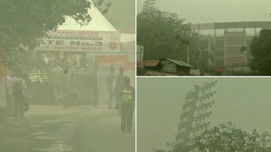 IND vs BAN 1st T20I, 2019: Match Referee Ranjan Madugalle to Take Final Call at 6:30 PM As Air Quality Remains Severe in Delhi, Say Reports