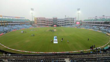 India vs Bangladesh 2nd T20I in Rajkot Faces Washout Threat Due to 'Maha Cyclone'