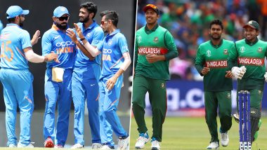 India vs Bangladesh, 1st T20I Toss Report & Playing XI Update: Shivam Dube Makes IND Debut; BAN Opt to Bowl