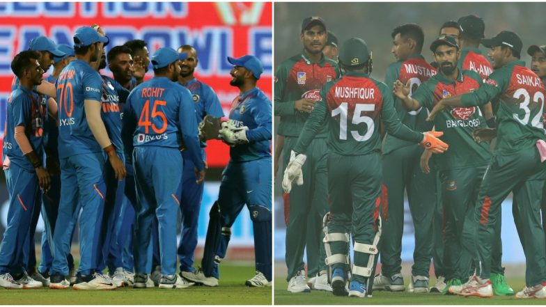 Live Cricket Streaming of India vs Bangladesh 2nd T20I 2019 Match on Hotstar, Gazi TV and DD Sports: Check Live Cricket Score Online, Watch Free Telecast of IND vs BAN on Star Sports