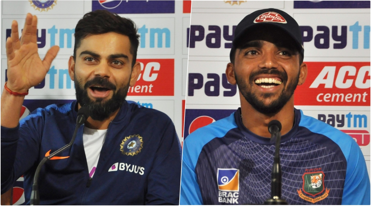 India vs Bangladesh Head-to-Head Record: Ahead of Historic Day-Night Test 2019, Here're Match Results of Last 5 IND vs BAN Test Encounters