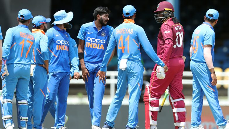 IND vs WI 1st T20I 2019 Venue: Not Mumbai's Wankhede Stadium But Hyderabad's Rajiv Gandhi International Stadium to Host Opening India vs West Indies Match