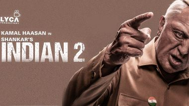 Indian 2: Kamal Haasan to Speak in Gujarati in the Upcoming Action Thriller?