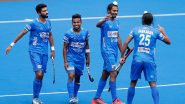 India vs Japan, Men's Hockey, Tokyo Olympics 2020 Live Streaming Online: Know TV Channel and Telecast Details for IND vs JAP Pool A Match