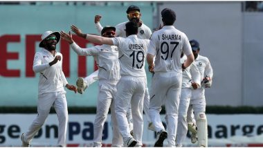 IND vs BAN Day-Night Test 2019: Pacers Annihilate Bangladesh for 106, Kohli-Pujara Partnership Gives India 68-Run Lead at Stumps