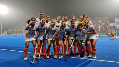 Olympic Hockey Qualifiers 2020: Indian Women's Team Qualify for Tokyo Games by Beating USA 6-5 on Aggregate