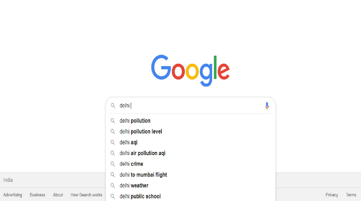 Searches For 'Delhi Pollution Reason' Spike on Google as Air Quality Touches Dangerous Level, India Top Country Searching 'Pollution' on Search Engine