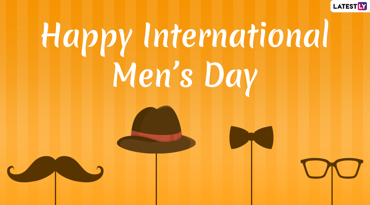 International Men's Day 2019 Wishes: WhatsApp Stickers, Facebook Greetings, GIF Images, Quotes, SMS And Messages to Send Your Male Friends