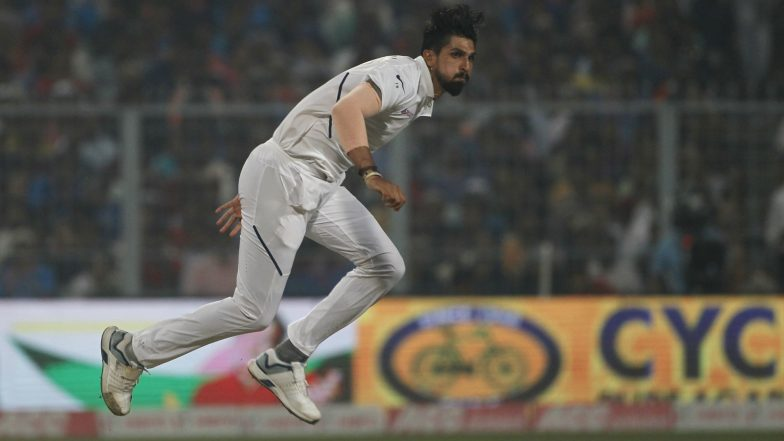 Ishant Sharma Suffers Ankle Injury Before New Zealand Test Squad Announcement
