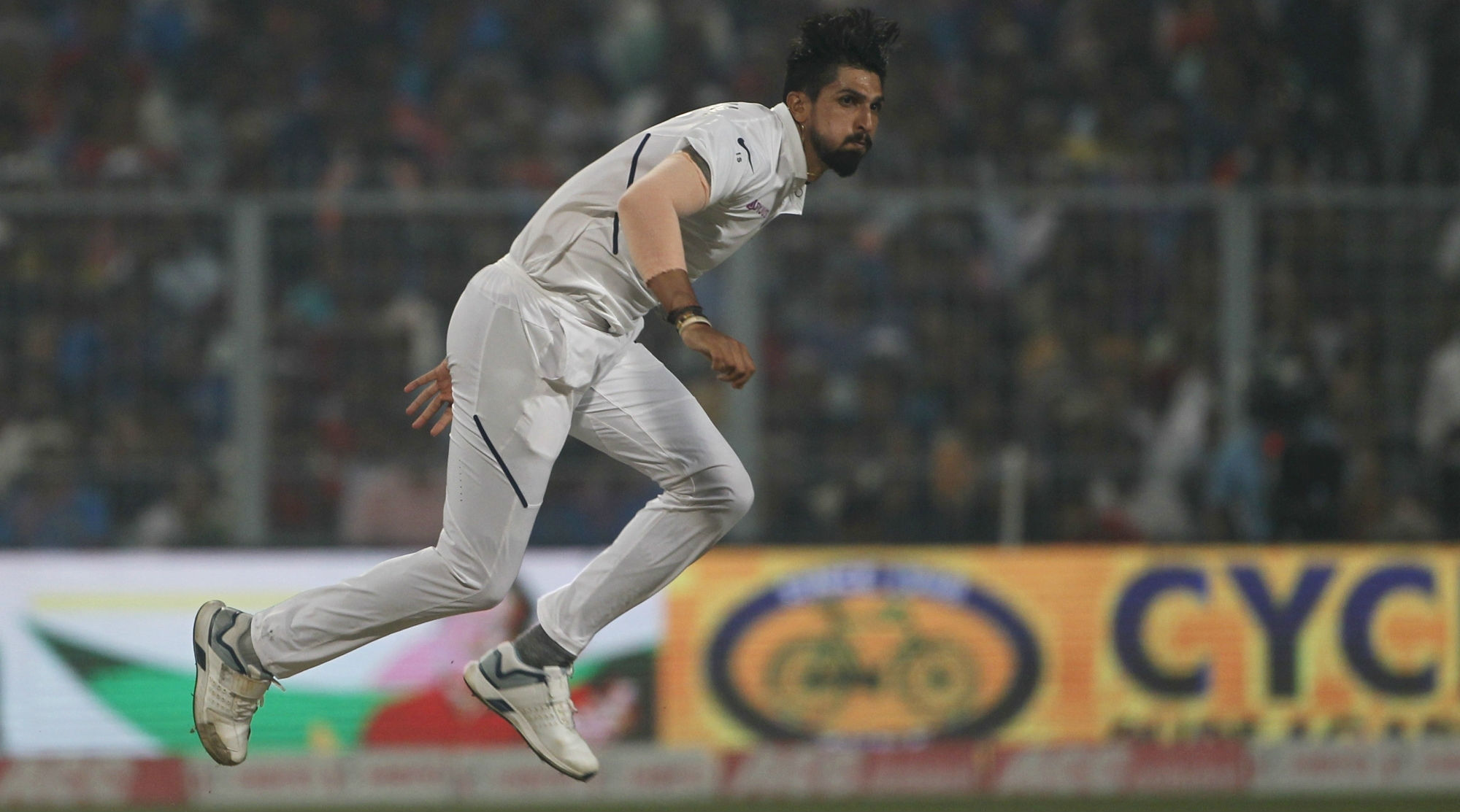 Ishant Sharma Likely to Miss Second Test Against New Zealand Due to Recurrence of Ankle Injury