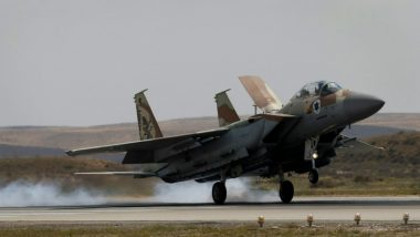 Israeli Aircraft Hit Hamas Site After Rocket Fire From Gaza