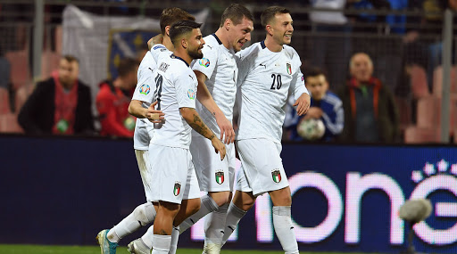 Italy vs Armenia, UEFA EURO Qualifiers 2020 Live Streaming Online & Match Time in IST: How to Get Live Telecast of ITA vs ARM on TV & Football Score Updates in India