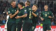 Bosnia and Herzegovina vs Italy Dream11 Prediction in UEFA Euro 2020 Qualifiers: Tips to Pick Best Team for BHZ vs ITA Football Match