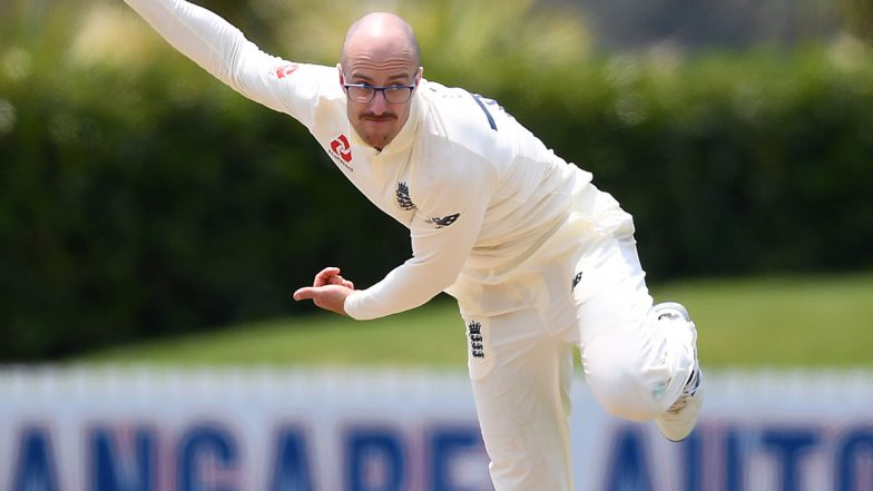 England's Spinner Jack Leach Admitted to Hospital Due to Gastroenteritis During NZ vs ENG 2nd Test Match 2019