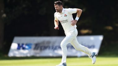 James Anderson Injury Update: England Pacer Likely to Return for South Africa Test Series 2019