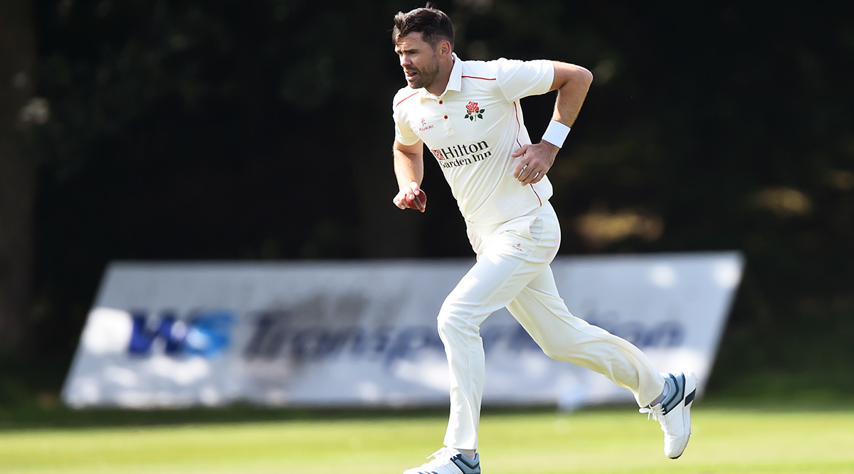 James Anderson Ruled Out of England Test Squad Against South Africa Series Due to Injury