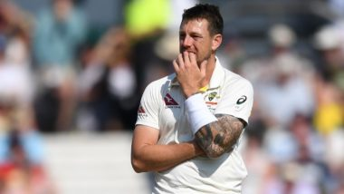 James Pattinson Banned by Cricket Australia for Allegedly Abusing Opponent in Sheffield Shield, Pacer to Miss 1st Test vs Pakistan